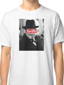 swiftr churchill Classic T-Shirt