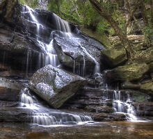 Lower Somersby  Fall - Revisted by Steve Randall