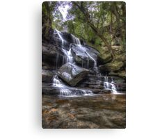 Lower Somersby  Fall - Revisted Canvas Print