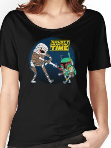 Bounty Hunting Time Women's Relaxed Fit T-Shirt