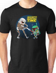 Bounty Hunting Time Unisex T-Shirt