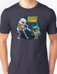 Bounty Hunting Time Unisex T-Shirt