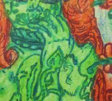 Ganja Guardians #2:Medical {Final} Sticker