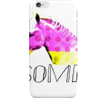 INSOMNIA UNICORN (day) iPhone Case/Skin