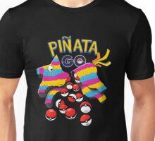 Pinata GO: Pokemon Mexican Style Unisex T-Shirt