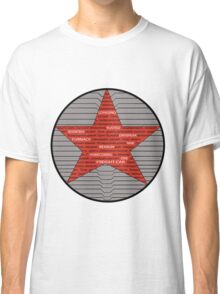 Winter Soldier Trigger Words Classic T-Shirt