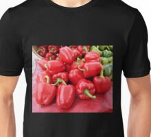 Peppers for Sale Unisex T-Shirt