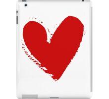 With love. iPad Case/Skin