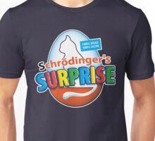 Schrödinger's Surprise Unisex T-Shirt