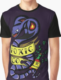Toxic Pokemon Graphic T-Shirt