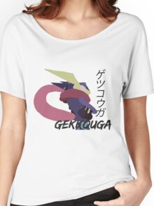 Japanese Greninja! Women's Relaxed Fit T-Shirt