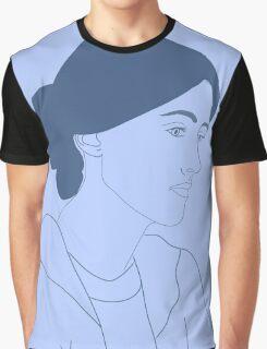 Virginia Woolf Graphic T-Shirt