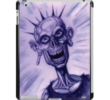ZOMBIE PUNK iPad Case/Skin