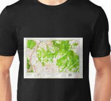 USGS TOPO Map Arizona AZ Marble Canyon 315535 1956 250000 Unisex T-Shirt