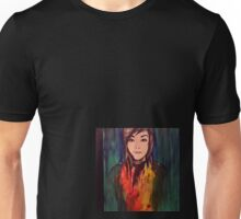 Iris On Daffodils  Unisex T-Shirt