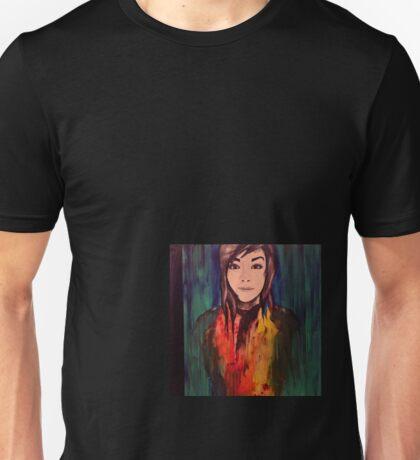 Iris On Daffodils  Unisex T-Shirt