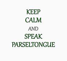 Keep Calm and Speak Parseltongue Unisex T-Shirt