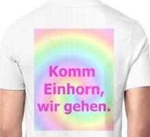 EINHORN Unisex T-Shirt