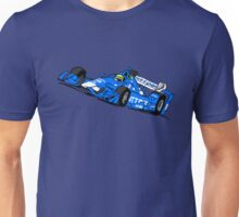 Kanaan at Speed Unisex T-Shirt