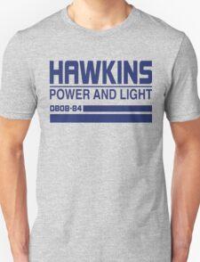 Hawkins Power and Light Unisex T-Shirt
