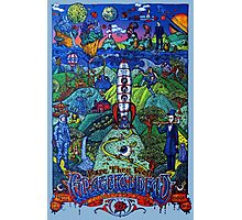 Grateful Dead - Fare Thee Well - 50 years (number 7) Photographic Print