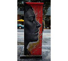 Profile 1 Photographic Print