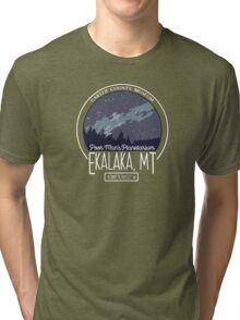 Poor Man's Planetarium Tri-blend T-Shirt