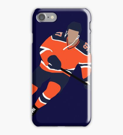 Connor McDavid iPhone Case/Skin