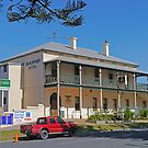 Beachport Hotel, Beachport, South Australia by Margaret  Hyde