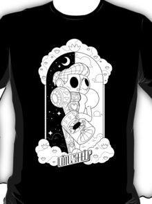 Lotus For Help - Nicki Noelle X Ray - WHITE T-Shirt