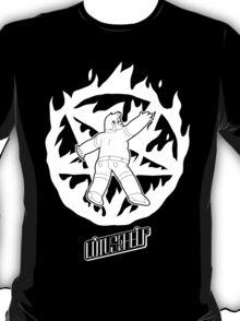 Lotus For Help - Ross Boston Demon Summoner - WHITE T-Shirt