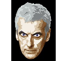 Doctor Who #12 Peter Capaldi Photographic Print