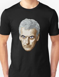 Doctor Who #12 Peter Capaldi T-Shirt
