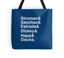 Blue Jays Top 6 - Pitchers Tote Bag