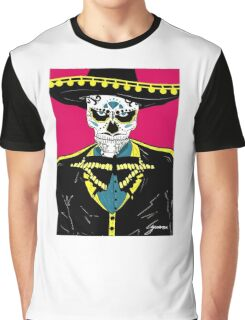 Mexican Color Graphic T-Shirt