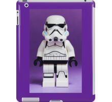 Purple Lego Storm Trooper iPad Case/Skin