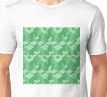 Building a cube. Unisex T-Shirt