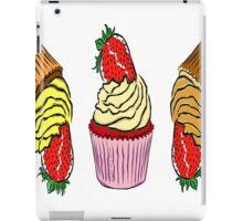 Yummy Cupcakes ~ LMG 2016 (C) iPad Case/Skin