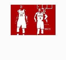 Durant & Westbrook, before the breakup Unisex T-Shirt