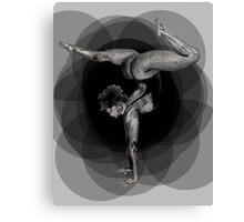 Doin' Yoga Canvas Print