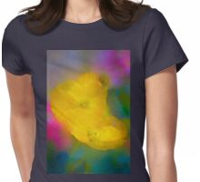 Poppy 28 Womens Fitted T-Shirt