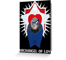 Archangel of Love  Greeting Card