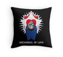 Archangel of Love  Throw Pillow