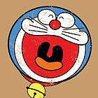 Doraemon by grafoxdesigns