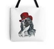 Sir Top Hat Tote Bag