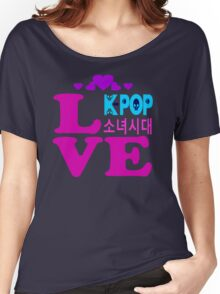 ♥♫Love SNSD-Girls' Generation Fabulous K-Pop Clothes & Phone/iPad/Laptop/MackBook Cases/Skins & Bags & Home Decor & Stationary & Mugs♪♥ Women's Relaxed Fit T-Shirt