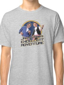 Jack and Sam's Excellent Adventure Classic T-Shirt