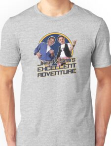 Jack and Sam's Excellent Adventure Unisex T-Shirt