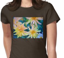 Color 154 Womens Fitted T-Shirt