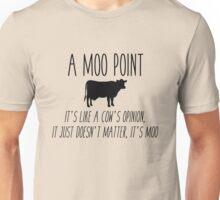 Friends - Moo Point Unisex T-Shirt